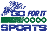 Go For It Sports Dome Logo
